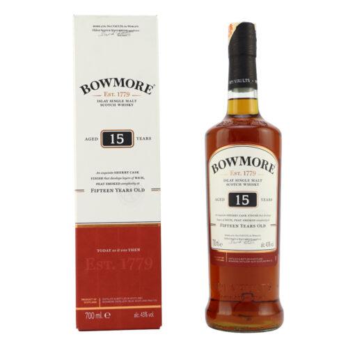 Bowmore 15 year